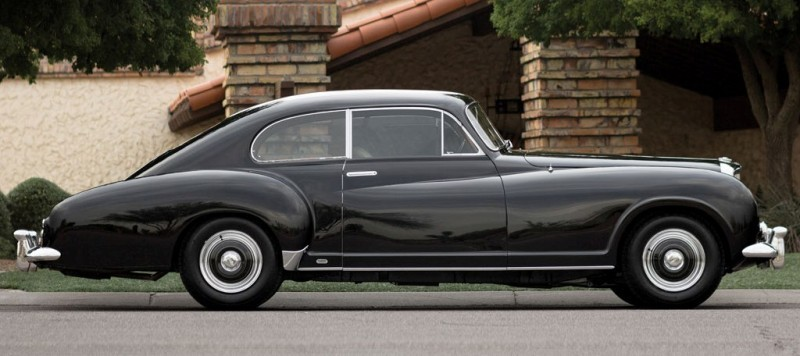 RM Auctions MONACO 2014 Preview -- 1958 Bentley R-Type Continental Fastback by Franay 5