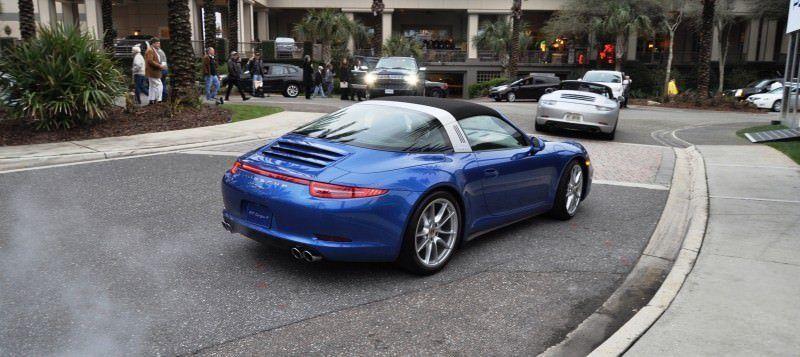 Ritz-Carlton Amelia Island -- Beachside Fly-around!  Plus 2014 911 Targa4 and Carrera S Featuring PDLS Quad-LEDs 40