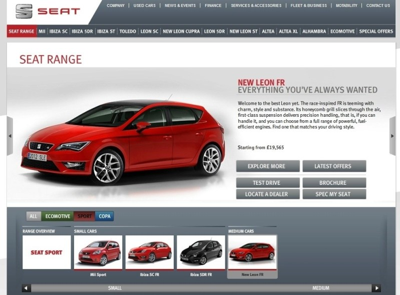 SEAT Leon Cupra in First OEM Embedded Spin-Table!  Plus 3 Reasons The Leon Cupra Spanks Renaultsport Megane (and VW GTI)4