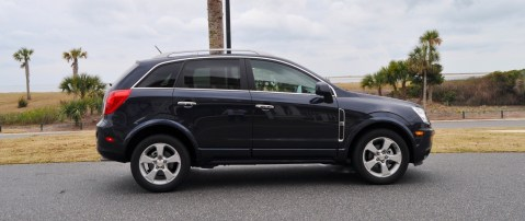 Three-Part HD Road Test Review + 60 Photos -- 2014 Chevrolet Captiva Sport LT -- Euro-Capable, High-Speed EconoCross!15