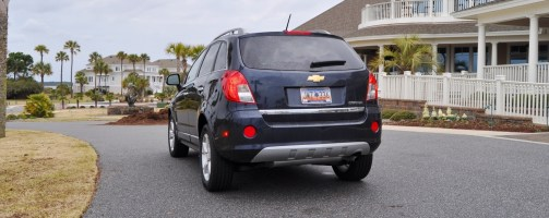 Three-Part HD Road Test Review + 60 Photos -- 2014 Chevrolet Captiva Sport LT -- Euro-Capable, High-Speed EconoCross!25