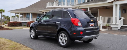 Three-Part HD Road Test Review + 60 Photos -- 2014 Chevrolet Captiva Sport LT -- Euro-Capable, High-Speed EconoCross!27