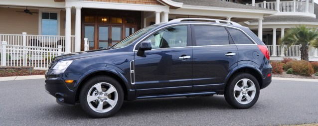 Three-Part HD Road Test Review + 60 Photos -- 2014 Chevrolet Captiva Sport LT -- Euro-Capable, High-Speed EconoCross!31