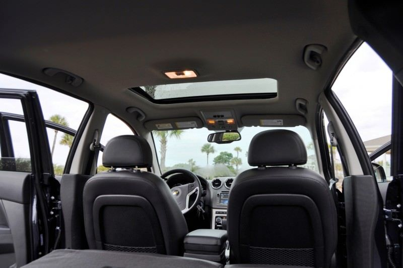 Three-Part HD Road Test Review + 60 Photos -- 2014 Chevrolet Captiva Sport LT -- Euro-Capable, High-Speed EconoCross!43