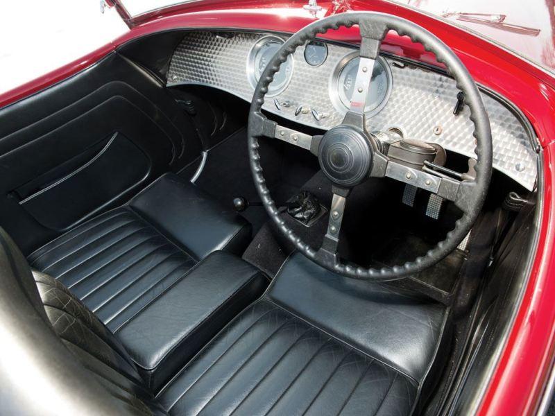 Video Walk-Around + 33 Photos -- 1935 Amilcar G36 Pegasé Boattail Roadster -- RM Auctions Amelia 2014 $467k 4