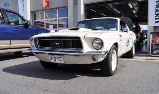 1968 Ford Drag Team - Mustang 428 Cobra Jet 9