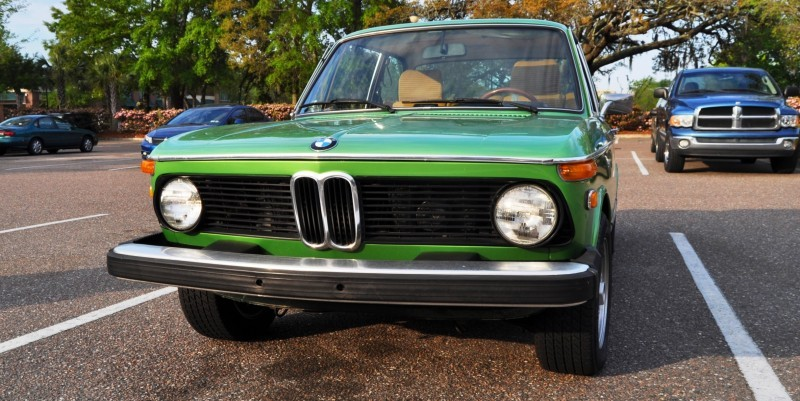 1976 BMW 2002 - Seafoam Green with Flawless Bodywork, Updated Wheels and Comfy New Seats 1