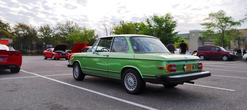 1976 BMW 2002 - Seafoam Green with Flawless Bodywork, Updated Wheels and Comfy New Seats 12