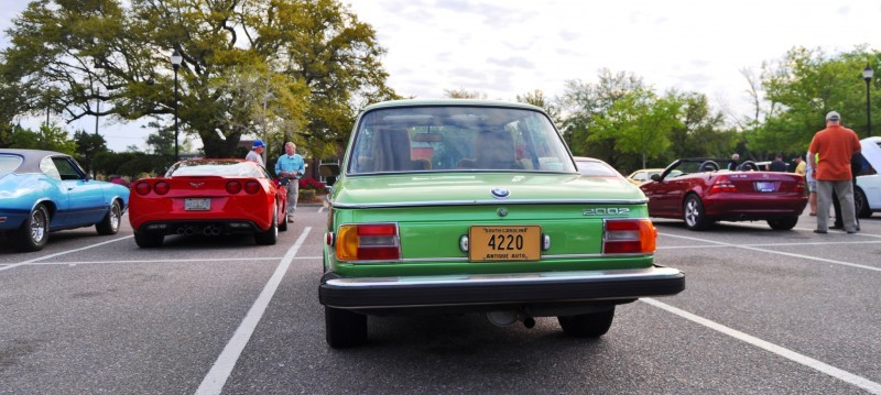 1976 BMW 2002 - Seafoam Green with Flawless Bodywork, Updated Wheels and Comfy New Seats 15