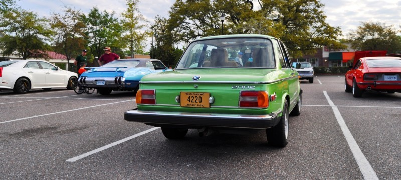 1976 BMW 2002 - Seafoam Green with Flawless Bodywork, Updated Wheels and Comfy New Seats 17