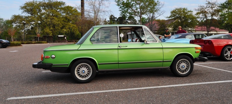 1976 BMW 2002 - Seafoam Green with Flawless Bodywork, Updated Wheels and Comfy New Seats 22