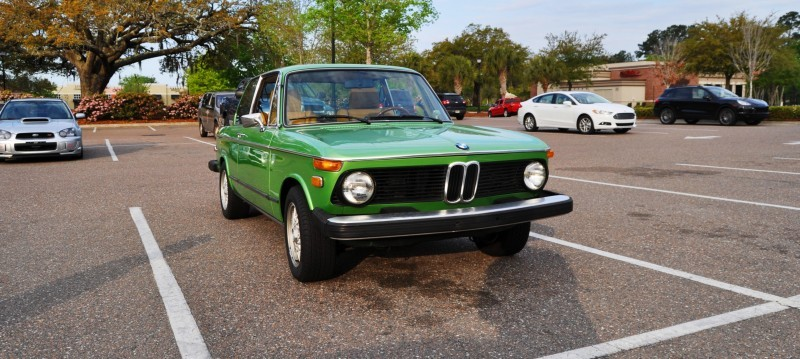 1976 BMW 2002 - Seafoam Green with Flawless Bodywork, Updated Wheels and Comfy New Seats 29