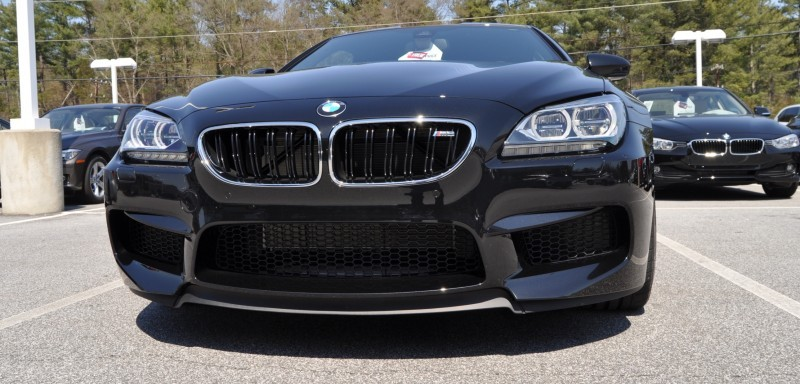 2014 BMW M6 Coupe, GC Before and After M Performance Parts 5