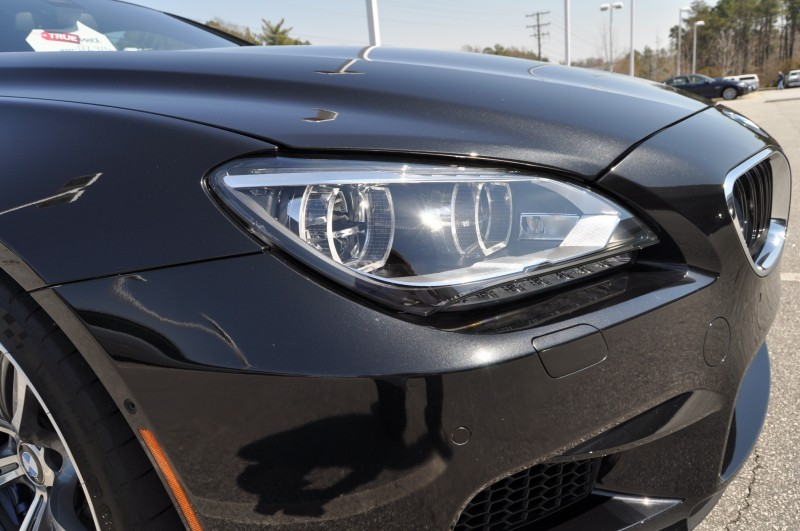 2014 BMW M6 Coupe, GC Before and After M Performance Parts 8