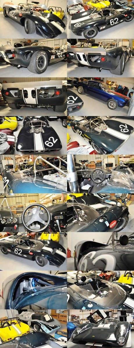 2014 Superformance LOLA MkIII and MkII Can-Am Spyder at Olthoff Racing34-tile1