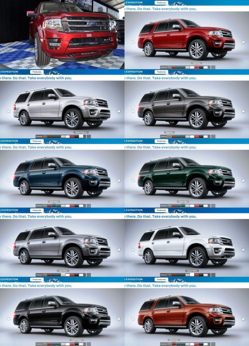2015 Ford Expedition EL Real-Life Photography 1-tile