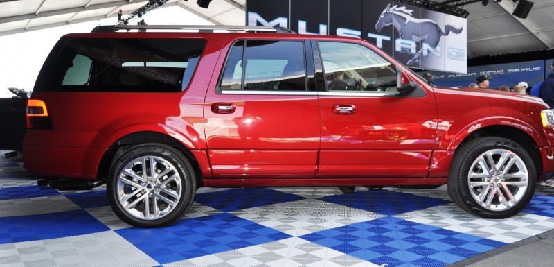 2015 Ford Expedition EL Real-Life Photography 5