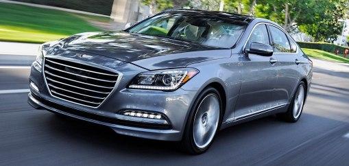 2015 Hyundai Genesis 13