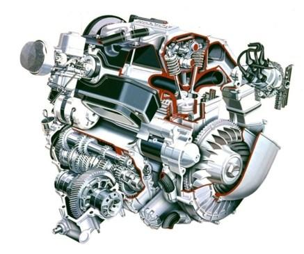 Automotive Artist Showcase -- 3D Mechanical Illustrator Hisashi Saito -- 30 Stunning See-Through Honda Designs 13