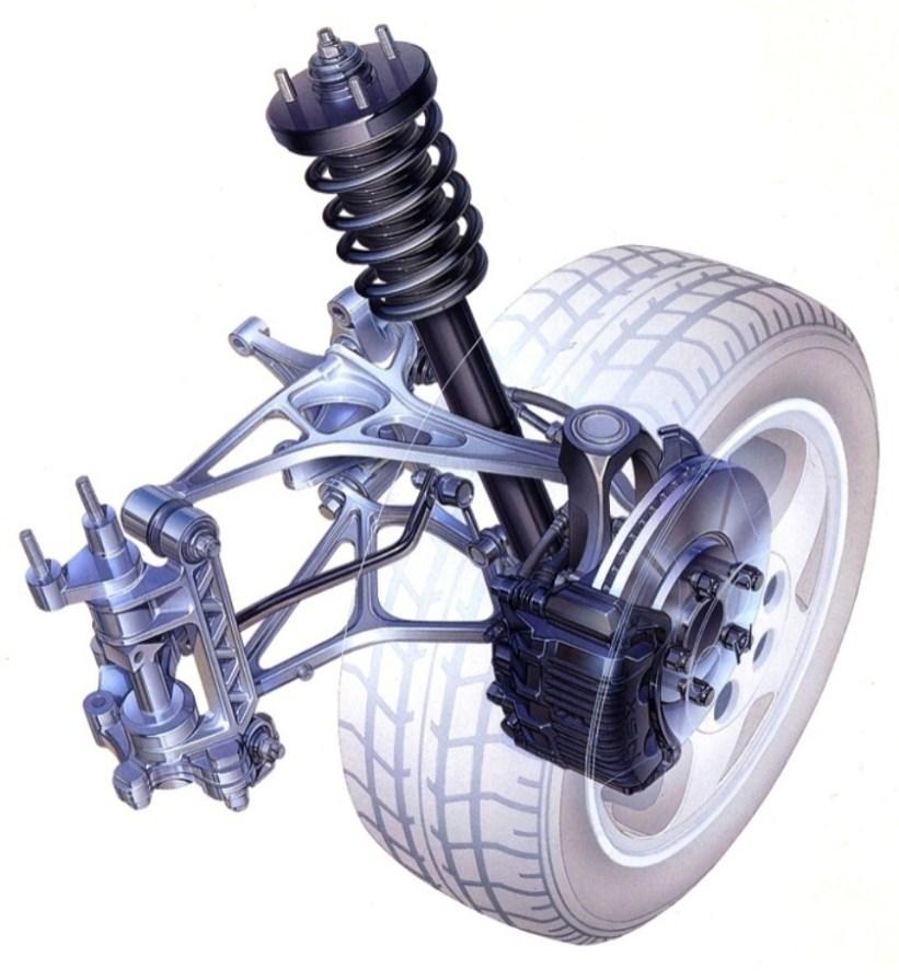Automotive Artist Showcase -- 3D Mechanical Illustrator Hisashi Saito -- 30 Stunning See-Through Honda Designs 21