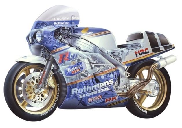Automotive Artist Showcase -- 3D Mechanical Illustrator Hisashi Saito -- 30 Stunning See-Through Honda Designs 28