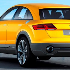 Plug Power Q2 Diagram Of Baby Engaged In Pelvis 5.2s To 60mph, 148mpg Plug-in Hybrid Awd! Audi Tt Offroad Concept - A Sure Thing As Future ...