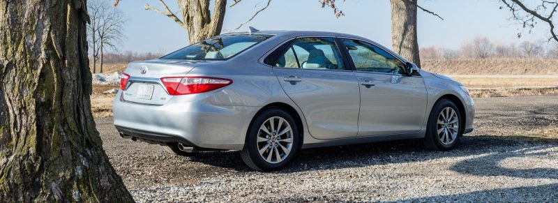 Car-Revs-Daily.com 2015 Toyota Camry Redesign Delivers Greater Chassis Strength, Wider Stance and More LED Style 30