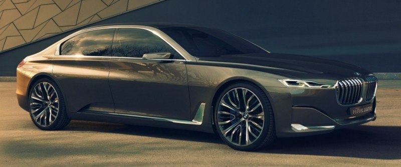 Car-Revs-Daily.com Design Analysis BMW Vision Future Luxury Concept Beijing 2014 EXTERIOR 10