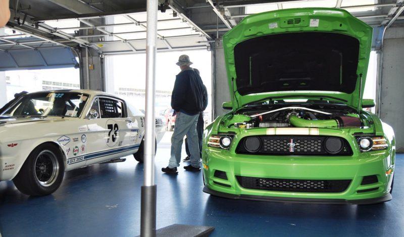 Car-Revs-Daily.com Mustang 50th GT350 Showcase 32