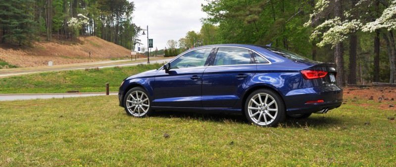 Car-Revs-Daily.com Road Test Review - 2015 Audi A3 Sedan 1.8 FWD 19