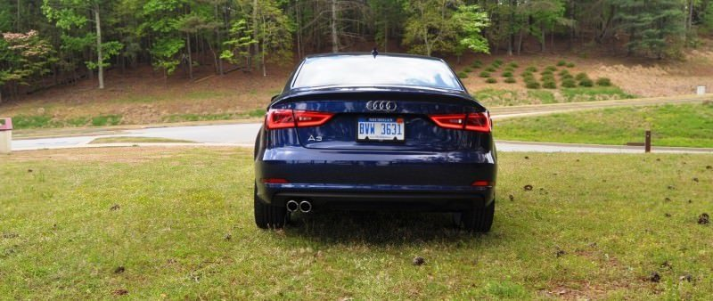 Car-Revs-Daily.com Road Test Review - 2015 Audi A3 Sedan 1.8 FWD 24