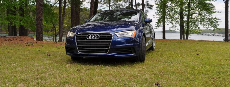 Car-Revs-Daily.com Road Test Review - 2015 Audi A3 Sedan 1.8 FWD 9