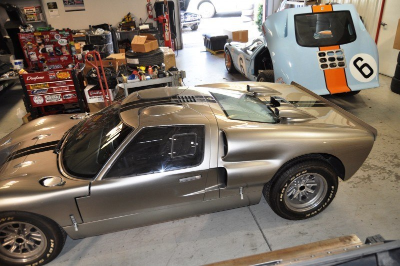 Car-Revs-Daily.com Visits the Olthoff Racing Factory - Superformance GT40 Mark II 23