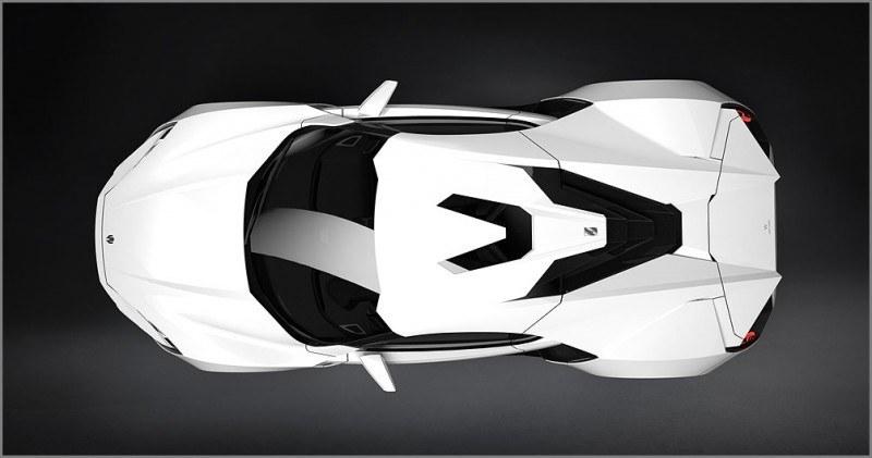 CarRevsDaily Supercars - Best of 2013 - W Motors Lykan HyperSport 19