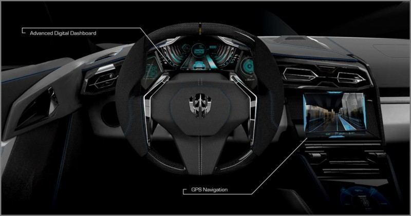 CarRevsDaily Supercars - Best of 2013 - W Motors Lykan HyperSport 9