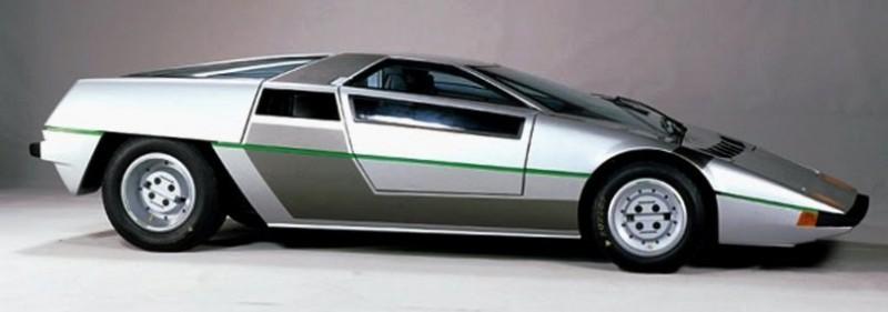 Concept Flashbacks 1978 Nissan DOME Zero and 1987 Nissan MID4 Type II 12