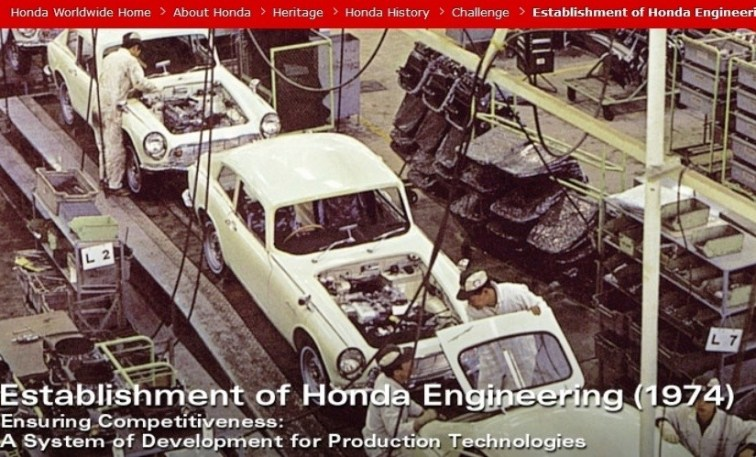 Honda Heritage Celebration -- Official Togichi Museum PhotoSpheres -- 71 Honda-isms and Milestone Achievements Since 1936 59
