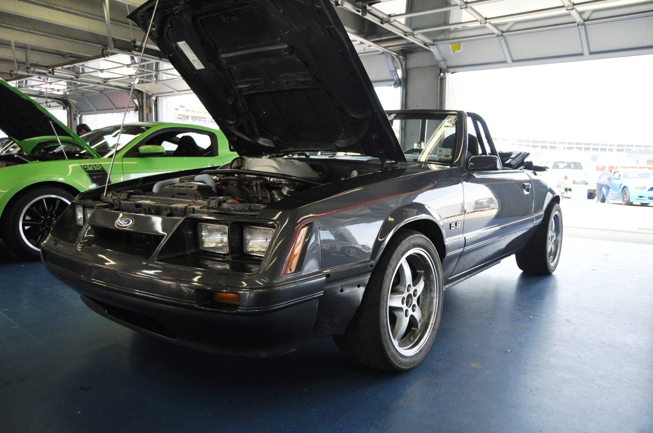 Race Prepped 1986 Mustang GT Convertible