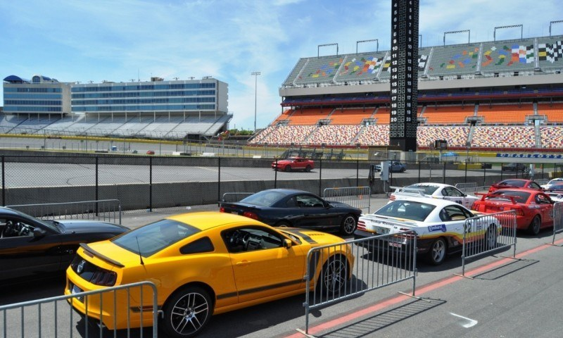 Mustang 50th Anniversary - Stragglers Gallery Shows 150 Great Photos of Your Dream Mustangs 101