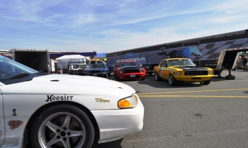 Mustang 50th Anniversary - Stragglers Gallery Shows 150 Great Photos of Your Dream Mustangs 51