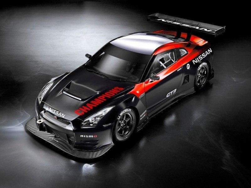 Nissan GT-R GT3 COnfirmed for 2014 Nurbugring 24H Race in June 28