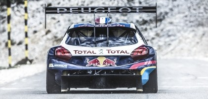 Peugeot 208 T16 and 205 T16 Group B 30
