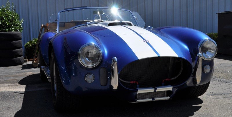 SHELBY COBRA - How These Two Words Ultimately Killed the Ford Takeover of Ferrari in 1963 1