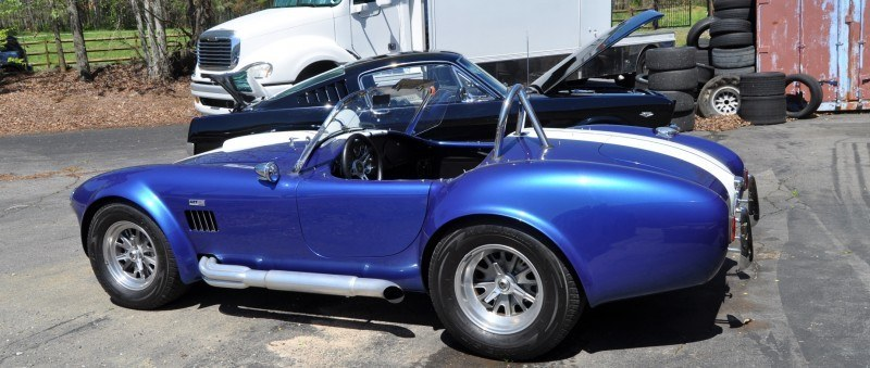SHELBY COBRA - How These Two Words Ultimately Killed the Ford Takeover of Ferrari in 1963 13