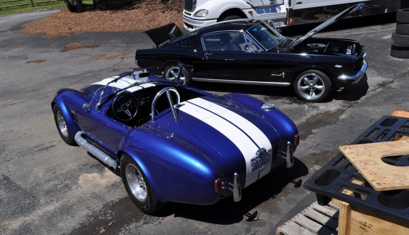 SHELBY COBRA - How These Two Words Ultimately Killed the Ford Takeover of Ferrari in 1963 16