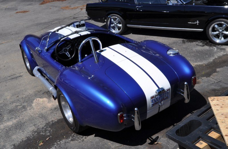 SHELBY COBRA - How These Two Words Ultimately Killed the Ford Takeover of Ferrari in 1963 17
