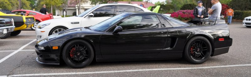 The NSX Effect -- Own One, And You Will Never Sell It -- Black NSX Series I and Red NSX-R Series II 4