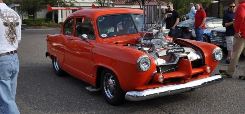 VIDEOS - Charleston Cars & Coffee - 1967 Chevy Nova, Drag-Prepped Hudson and 2002 Superformance Cobra 11