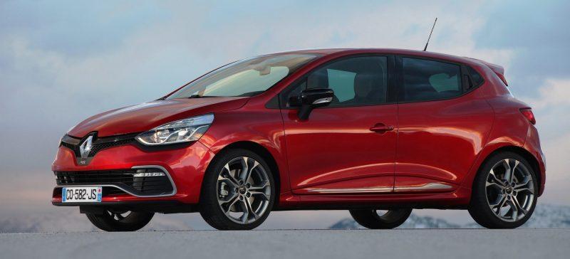 Car-Revs-Daily.com Builds a 2014 Renault Clio RS 200 EDC Lux 59