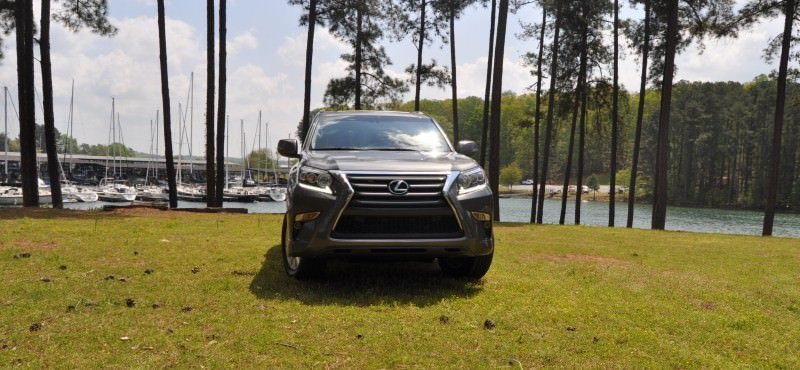 Car-Revs-Daily.com - Road Test Video Review - 2014 Lexus GX460 Premium 35